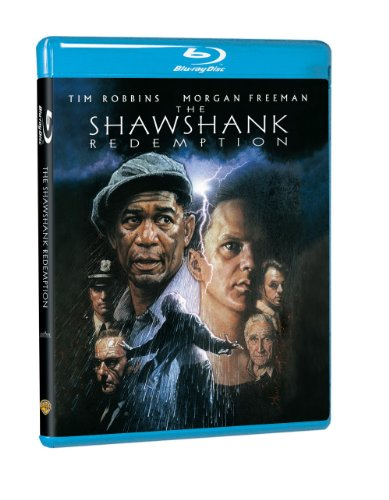 The Shawshank Redemption [Blu-ray] (Best Stores For Cyber Monday)