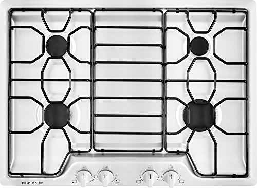 30 4 burner gas stove top - 7