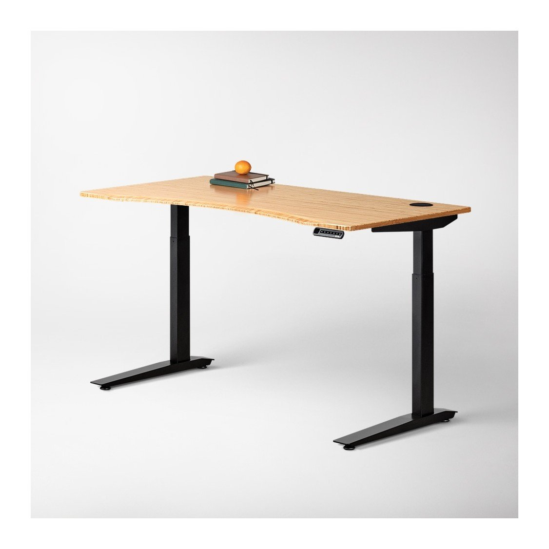 amazon com jarvis standing desk frame only electric adjustable rh amazon com