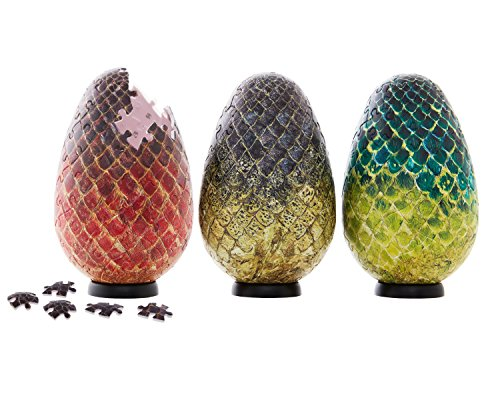 Game of Thrones Dragon Egg Puzzl...