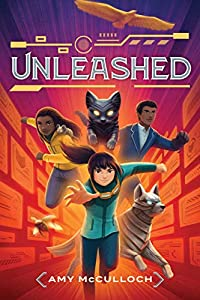 Unleashed (Jinxed Book 2)