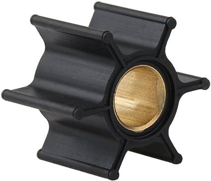 Bang4buck Water Pump Impeller for Johnson //Evinrude Outboard Motors 10 HP 15HP 25HP 18HP 30HP