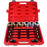 Automotive : SCITOO Universal Press and Pull Sleeve Kit Remove Install Bushes Bearings Tool Fit for Cars LCV and HGV