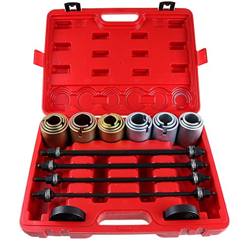 - SCITOO Fit Cars LCV and HGV Engines Universal Press and Pull Sleeve Kit Removal Installation Bushes Bearings Tool Kit