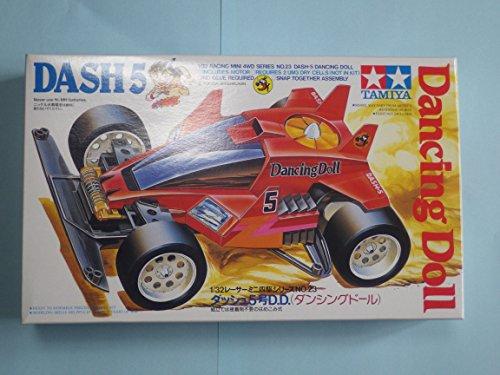 1/32 ダッシュ5号 D.D.(ダンシングドール) 「レーサーミニ四駆シリーズ NO.23」 [18023]