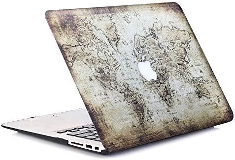 AQYLQ Funda Dura MacBook 12 - M/ármol Negro Modelo: A1534 MacBook 12 Pulgadas Retina Pl/ástico Hard Shell Caso Protector para MacBook 12 Retina Display