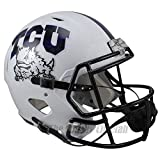 TCU Horned Frogs Officially Licensed NCAA Speed Full Size Replica Football Helmet