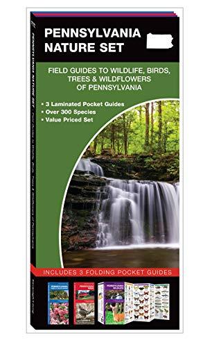 - Pennsylvania Nature Set: Field Guides to Wildlife, Birds, Trees & Wildflowers of Pennsylvania