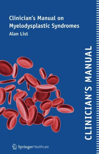 Clinician S Manual On Myelodysplastic Syndromes