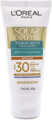 Protetor Solar Facial Antiacne FPS 30, L'Oréal Paris