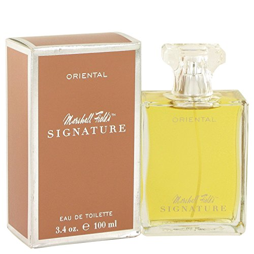Marshall Fields Signature Oriental by Marshall Fields Eau De Toilette Spray (Scratched box) 3.4 ()