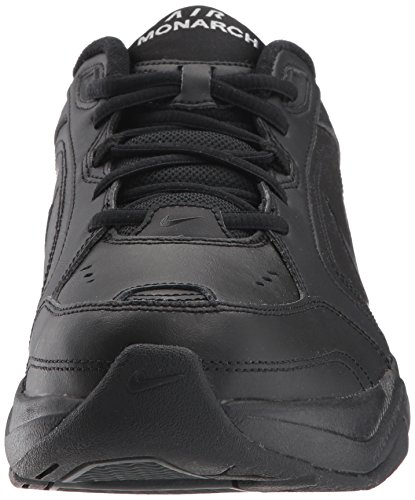 Nike Men's Air Monarch IV Cross Trainer, Black, 7.5 Regular US by Nike (Image #4)