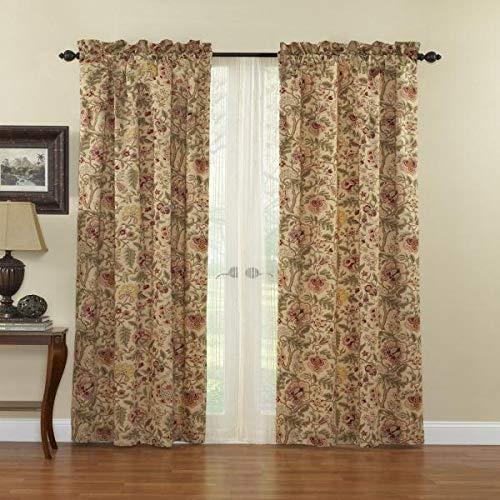 (WAVERLY Imperial Dress Window Panel, 52