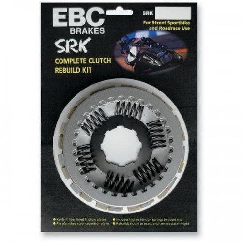 03-05 YAMAHA YZF-R6: EBC SRK Complete Clutch Rebuild (Ebc Complete Clutch Kit)