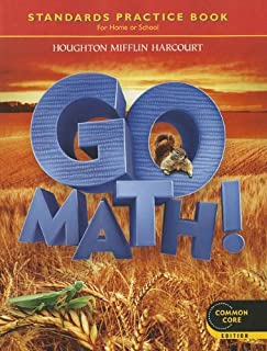 math worksheet : go math! student practice book grade 4 houghton mifflin harcourt  : Houghton Mifflin Math Grade 5 Worksheets