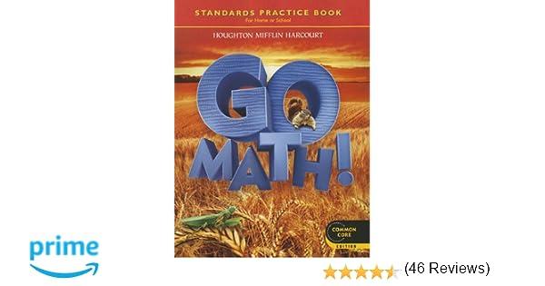 Go Math! Standards Practice Book, Grade 2, Common Core Edition ...
