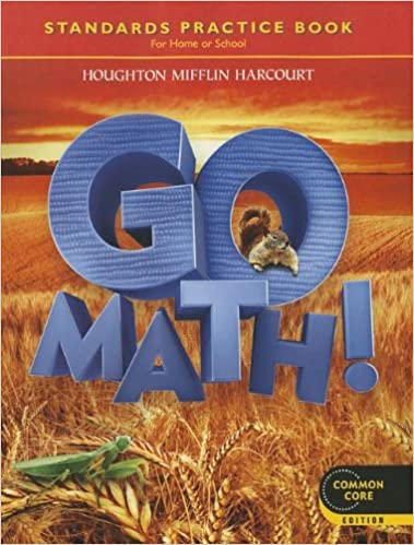 Go Math! Standards Practice Book, Grade 2, Common Core Edition ...