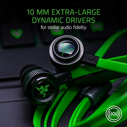 Razer-Hammerhead-Pro-V2-10-mm-Dynamic-Drivers-Durable-Aluminum-Chassis-and-Flat-Style-Cable-In-Line-Controls-Works-with-PC-PS4-Xbox-One-Switch-Mobile-Devices