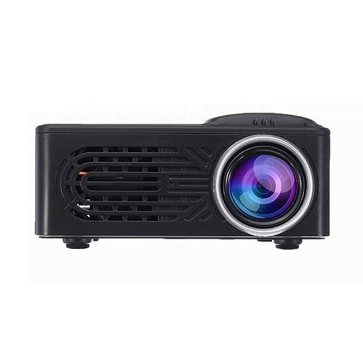 ZXGHS Proyector HD, 7500 Lúmenes / 1080P HD/Proyector Portátil LED ...