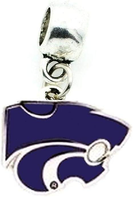 Logo Kansas State University Earrings