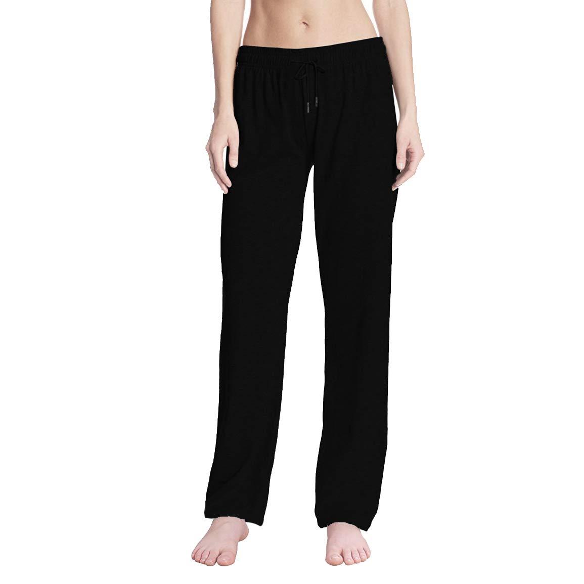 Black Need DODO Women's Mudale Pajama Pants Casual Sleep Lounge Pants