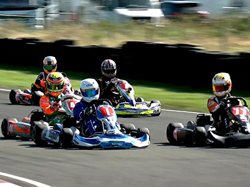 Used, 2017 Super One British Kart Racing Champions