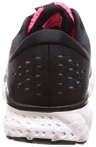 Femme De Running Glycerin grey Chaussures black 16 pink 070 Multicolore Brooks nAPxXt