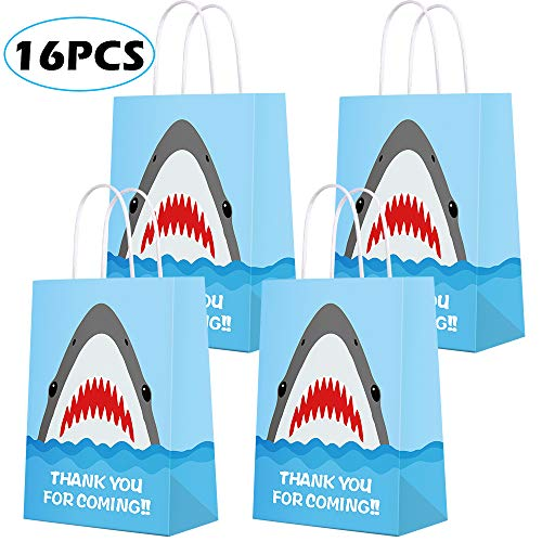 Sharks Gifts - Shark Party Supplies, Shark Party Bags