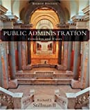Public Administration 9780618310456