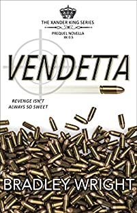 Vendetta by Bradley Wright ebook deal