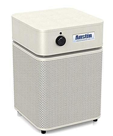 Austin Air Air Purifier (Jr. Unit) (Allergy Machine Jr. HM205, Sandstone)