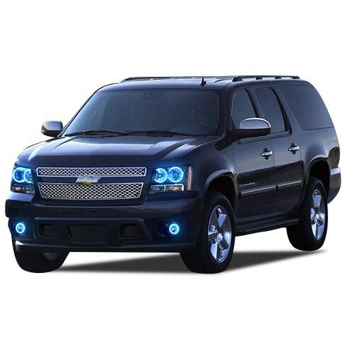 07 suburban headlight blue - 2