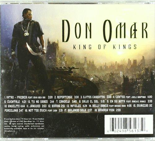 Don omar the last don amazon. Com music.