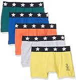 Petit Bateau Boys 5 Pack Boxers Style 28567 Sizes 2-12 (Size 12 Style 28567 Boys)