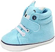 Tenworld Baby Booties, Cute Fox Newborn Infant Girls Boys High Top Sneaker