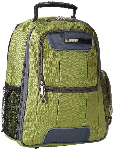 California Pak Luggage Orbit, 18 Inch, Olive ()