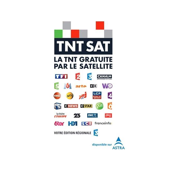STRONG Satélite Set-Top Boxes (TNT Sat Francia)