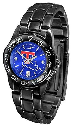 Tech Louisiana Bulldogs Sport Watch (Louisiana Tech Bulldogs Fantom Sport AnoChrome Women's Watch)