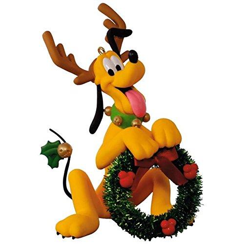 Hallmark Pluto Santa's Little Helper Keepsake Ornament