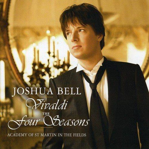 Vivaldi: The Four Seasons by JOSHUA / ACADEMY ST MARTIN's IN THE FIELD BELL (2008-09-10) (Joshua Bell St Martin In The Fields)