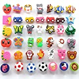 Kasuki Children Protection Cartoon Soft Plastic Children Furniture Handles Kids Bedroom Dresser knobs Drawer pulls for Girls Boys Room