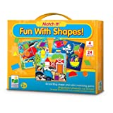 The Learning Journey Match It! Fun With Shapes