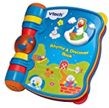 Best VTech Books For Six Year Olds - Vtech Rhyme & Discover Electronic Book Review