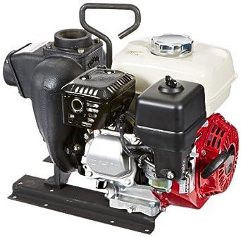 Banjo 200PIH-5 Cast Iron Centrifugal Pump, Gas Engine, 100