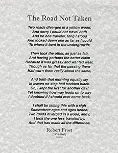 desiderata gallery words of wisdom by robert frost the road not taken poem on gray. Black Bedroom Furniture Sets. Home Design Ideas