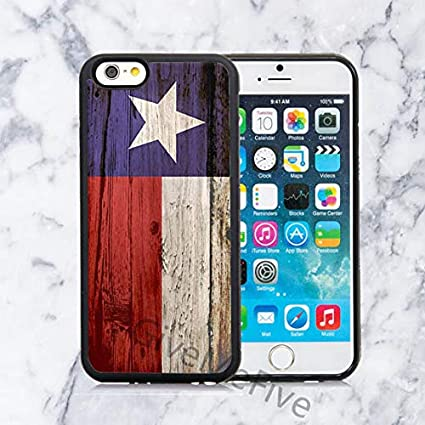 Amazon.com: Carcasa para iPhone con bandera de Texas, diseño ...