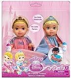Disney My First Disney *Little Princess Twinsies Cinderella and Aurora, Baby & Kids Zone