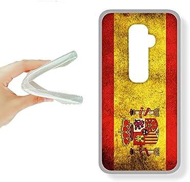xiaomi Poco Phone F1 - Funda Gel TPU con Dibujo, Ref:Espana: Amazon.es: Electrónica