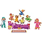Five Monkeys Jumping on The Bed Felt Figures For Flannel Board Stories