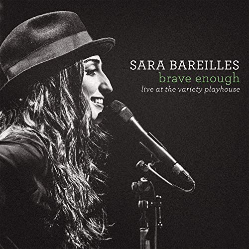 Brave Enough: Live at the Variety Playhouse [Explicit] (Best Of Sara Bareilles)